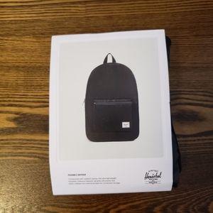 Herschel Packable Daypack Backpack - Black